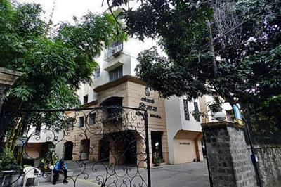 Gallery Cover Image of 850 Sq.ft 1 BHK Apartment for rent in Karia Konark Kinara, Kalyani Nagar for 25000