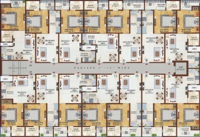 Project Image of 565.0 - 940.0 Sq.ft 1 BHK Apartment for buy in Laurel Provinces