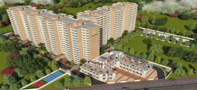 Gallery Cover Image of 850 Sq.ft 2 BHK Apartment for buy in Pyramid Pride, Sector 76 for 2372160