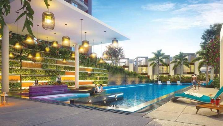 Project Image of 0 - 638.08 Sq.ft 2 BHK Apartment for buy in Mantra Montana Phase 1