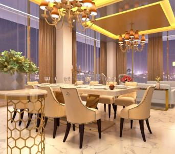 Project Image of 3700.0 - 4250.0 Sq.ft 4 BHK Apartment for buy in Vista The 450 RMV