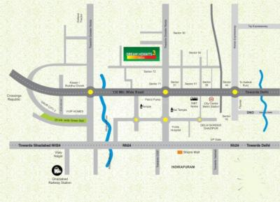 एसएम ड्रीम हाइट 3 में खरीदने के लिए 550.0 - 700.0 Sq.ft 1 BHK अपार्टमेंट प्रोजेक्ट  की तस्वीर