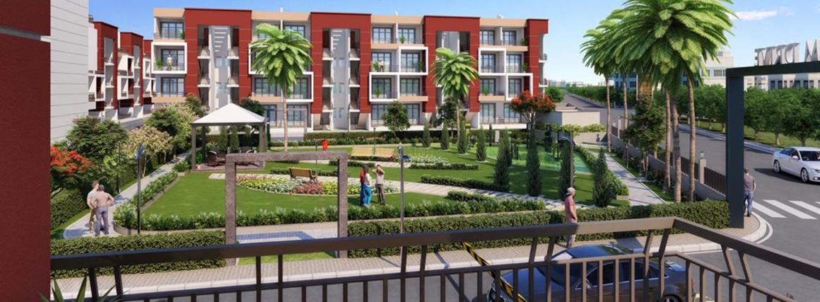 Project Image of 630.0 - 720.0 Sq.ft 1 BHK Apartment for buy in RPS Palm Drive