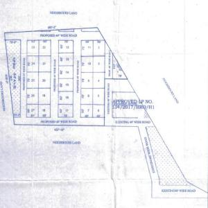 Project Image of 2874.0 - 5382.0 Sq.ft Residential Plot Plot for buy in Aliens 204 2017 HRO H1