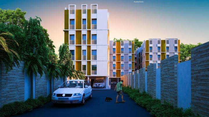 Project Image of 411.0 - 994.0 Sq.ft 1 BHK Apartment for buy in Gangotri Pratistha Exotica