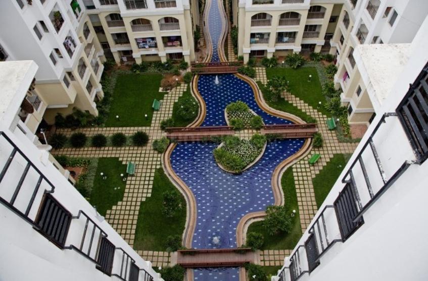 Project Image of 1117.0 - 3900.0 Sq.ft 2 BHK Apartment for buy in Puravankara Purva Riviera