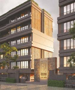 Project Image of 1123.0 - 1310.94 Sq.ft 2 BHK Apartment for buy in Ayati Lake View Block C