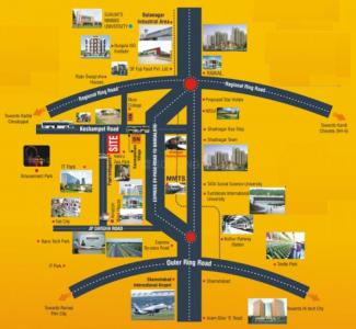 Residential Lands for Sale in M S Simhapuri