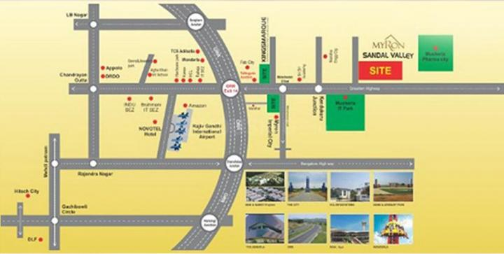 Project Image of 0 - 5500 Sq.ft Residential Plot Plot for buy in Myron Sandal Valley