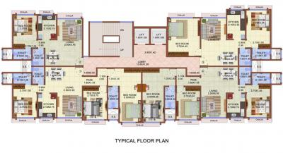 Project Image of 399.0 - 904.0 Sq.ft 1 BHK Apartment for buy in SD Bhalerao Vijay Lenyadri