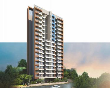 Project Image of 304 - 558 Sq.ft 1 BHK Apartment for buy in Vighanhartha Sankalp Residency Building No A 1