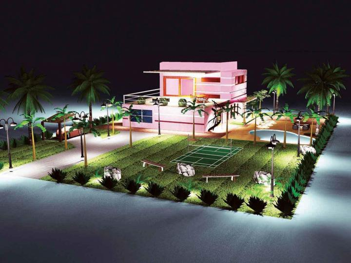 Project Image of 1800 - 8640 Sq.ft 2 BHK Bungalow for buy in Alaaska United Estate Baruipur Bunglows