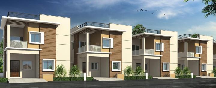 Project Image of 1255.0 - 1795.0 Sq.ft 3 BHK Villa for buy in Praneeth Pranav Leaf