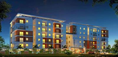 Gallery Cover Image of 1216 Sq.ft 2 BHK Apartment for rent in Narsingi for 22000