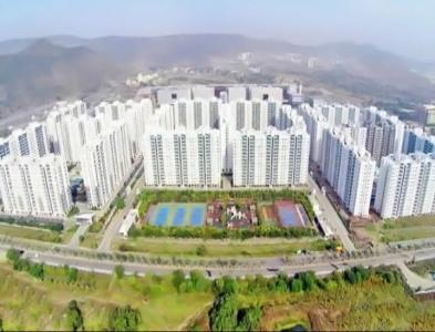 Project Image of 0 - 604.0 Sq.ft 2 BHK Apartment for buy in Pegasus Megapolis Symphony Phase I
