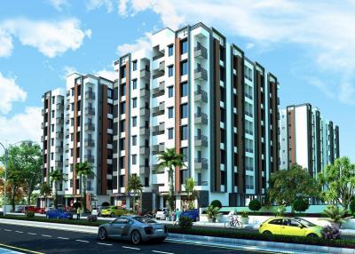 Project Image of 666 - 972 Sq.ft 1 BHK Apartment for buy in Art Shree Vishnu Dhara Homes