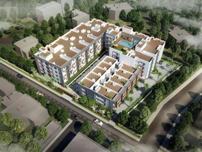 Project Image of 1153.0 - 1455.0 Sq.ft 2 BHK Apartment for buy in Adroit Fortune