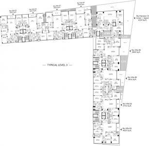 अप्पास्वामी अझुरे द ओशियनिक में खरीदने के लिए 3407.0 - 8786.0 Sq.ft 3 BHK अपार्टमेंट प्रोजेक्ट  की तस्वीर
