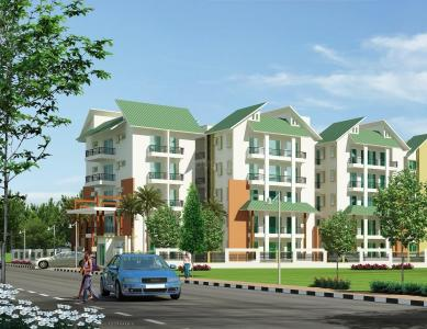 Gallery Cover Image of 2053 Sq.ft 3 BHK Apartment for buy in Chalet, Horamavu for 9800000