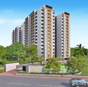 Project Image of 2665.0 - 4122.0 Sq.ft 3 BHK Apartment for buy in Sheetal Aqua