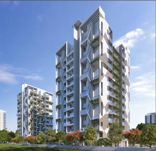 Project Image of 437.0 - 788.0 Sq.ft 1 BHK Apartment for buy in Bonheur