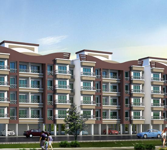 Project Image of 0 - 550.57 Sq.ft 2 BHK Apartment for buy in Arihant Amisha Phase I