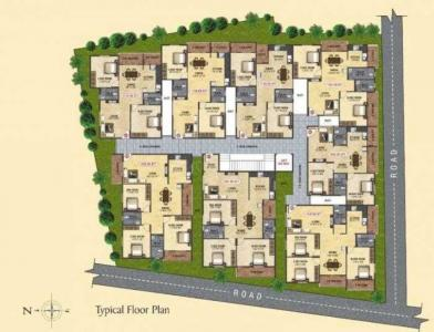 Project Image of 0 - 1500 Sq.ft 3 BHK Apartment for buy in SLV Residency