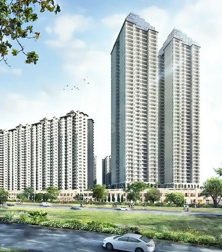 Project Image of 890.0 - 1253.0 Sq.ft 2 BHK Apartment for buy in Supertech Sports Village