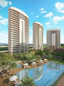 Project Image of 2100.0 - 2925.0 Sq.ft 3 BHK Apartment for buy in Chintels Serenity