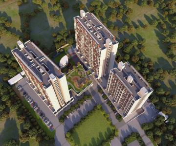 Gallery Cover Image of 898 Sq.ft 2 BHK Apartment for rent in Kesnand for 9000