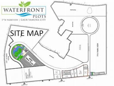 Project Image of 827.53 - 2208.97 Sq.ft Residential Plot Plot for buy in Gaursons Hi Tech 1st B Park View