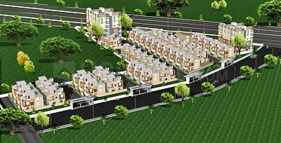 Gallery Cover Image of 2000 Sq.ft 3 BHK Villa for rent in Sree Indivar Villas by Sree Homes Constructions, Kismatpur for 15000