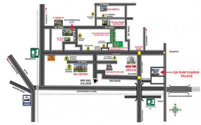 Project Image of 1295 Sq.ft 3 BHK Apartment for buyin Danapur for 5439000
