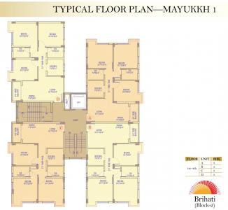 Project Image of 829.0 - 1195.0 Sq.ft 2 BHK Apartment for buy in Mani Mayukkh