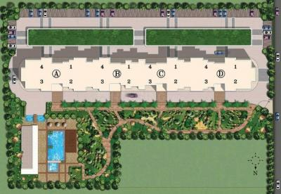 Project Image of 801.0 - 1609.0 Sq.ft 1 BHK Apartment for buy in Karia Konark Meadows