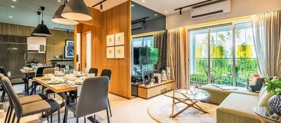 Project Image of 415.16 - 621.72 Sq.ft 1 BHK Apartment for buy in Lodha Upper Thane Greenville A To I E1