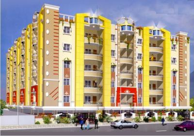 Gallery Cover Image of 1500 Sq.ft 1 RK Apartment for rent in Udaya Udaya Vensar, Kothaguda for 15000
