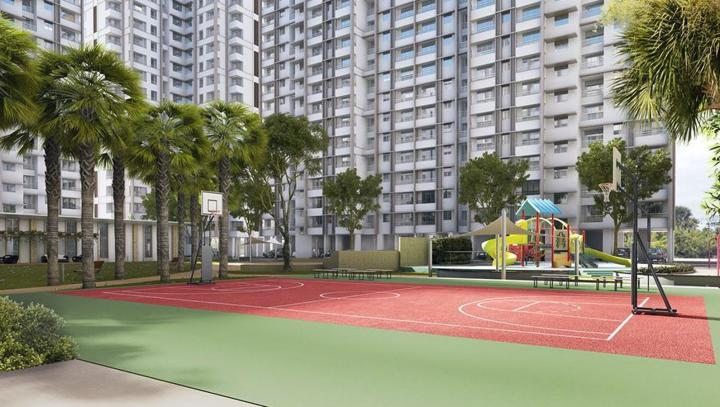 Project Image of 441.0 - 542.0 Sq.ft 1 BHK Apartment for buy in Raunak City Sector IV D5
