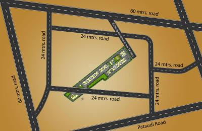 Gallery Cover Image of 1537 Sq.ft 3 BHK Apartment for buy in Piedmont Taksila Heights, Sector 37C for 6500000