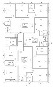Project Image of 755.0 - 1328.0 Sq.ft 2 BHK Apartment for buy in Sriram SS Srirams