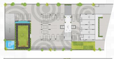Project Image of 933.55 - 951.21 Sq.ft 3 BHK Apartment for buy in Ekta Antarix