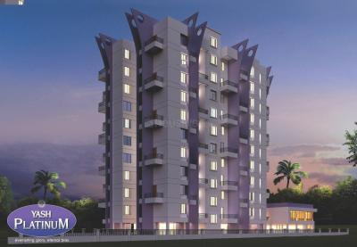 Project Image of 619.0 - 1104.0 Sq.ft 1 BHK Apartment for buy in Yash Promoters and Builders Platinum