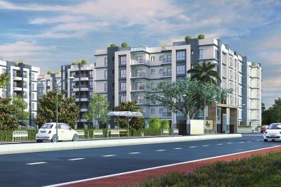 Gallery Cover Image of 853 Sq.ft 2 BHK Apartment for rent in Madhyamgram for 11500