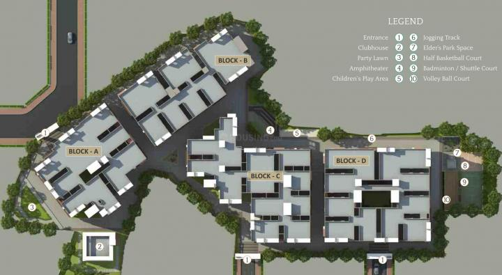 Project Image of 682.0 - 968.0 Sq.ft 2 BHK Apartment for buy in Jai Sri Devi Homes Khyathi