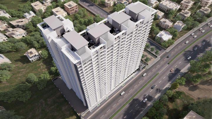 Project Image of 313.12 - 785.23 Sq.ft Studio Studio Apartment for buy in Crescent Sky Heights