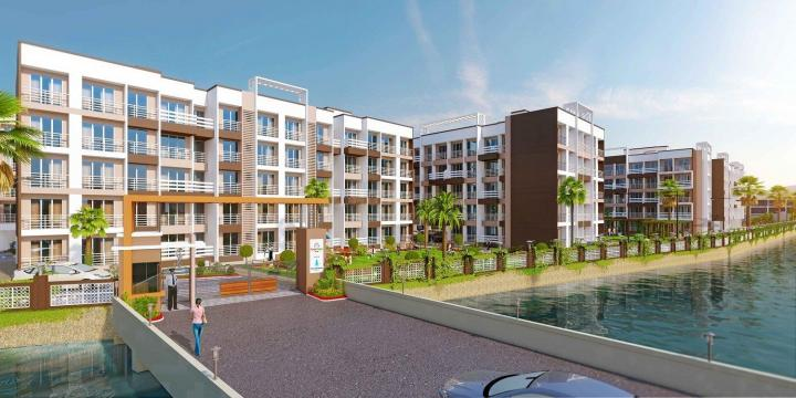 Project Image of 198.92 - 518.71 Sq.ft 1 BHK Apartment for buy in Shree Laxmi Pooja Nagar