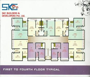 Project Image of 0 - 515.0 Sq.ft 1 BHK Apartment for buy in  Chanda Complex