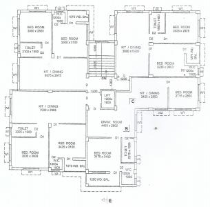 Project Image of 720 - 827 Sq.ft 2 BHK Apartment for buy in Abhinandan Vasudhara