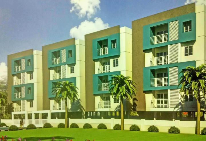 Project Image of 815 - 1155 Sq.ft 2 BHK Apartment for buy in VR Elegance