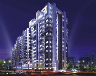 Gallery Cover Image of 1950 Sq.ft 3 BHK Apartment for rent in Kaikondrahalli for 42000